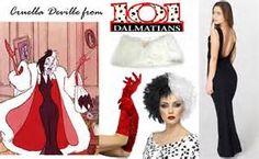 cruella deville costume - - Yahoo Image Search Results