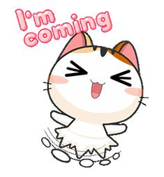The perfect Meow ImComing Animated GIF for your conversation. Discover and Share the best GIFs on Tenor. Cute Cartoon Images, Cute Couple Cartoon, Cute Love Cartoons, Cartoon Gifs, Cute Images, Cute Love Gif, Cute Cat Gif, Pusheen Cute, Emoticons