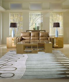 Momeni Area Rug New Wave Collection