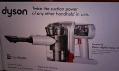 Dyson DC30 - White/Gray - Vacuum Cleaner #Dyson
