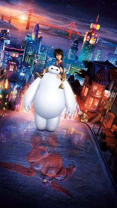 Baymax in Big Hero 6 wallpapers mobile Wallpapers) – Wallpapers Mobile Disney Kunst, Disney Art, Disney Movies, Walt Disney, Hero Wallpaper, Iphone 6 Wallpaper, Wallpaper Backgrounds, Widescreen Wallpaper, Hiro Big Hero 6
