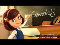 """Cuerdas"" is a short film written and directed by Pedro Solís García. ""Cuerdas"" was the 2014 winner of the the Goya ® award for ""the Best Spanish short film animation"". More information in our web site: Karaoke, Short Flim, Broken Video, Movie Talk, Ap Spanish, Spanish Class, Youtube, Teaching Spanish, Bible Lessons"