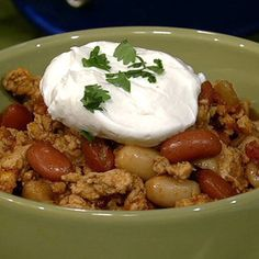 Michael Symon's Super Bowl® Chili - the chew - ABC.com
