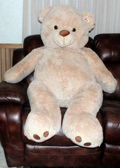 giant teddy bear valentines day delivery