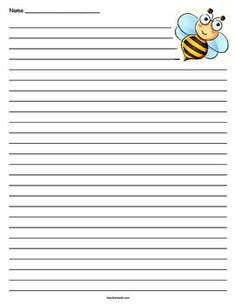 Bee Lined Paper