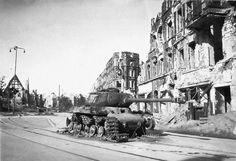#Wrocław Breslau Wroclaw Вроцлав ブロツラフ 弗羅茨瓦夫  1945