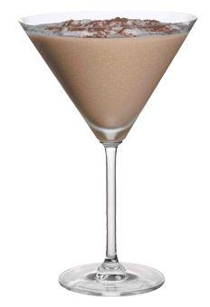 SKYY Tiramisu Martini    (1 oz SKYY Vodka  1 oz Vermeer Chocolate Cream Liqueur  1 oz Kahlua coffee liqueur)