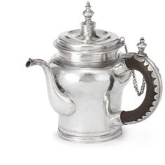 Chocolate House, William And Mary, Rococo Style, French Furniture, Queen Anne, Makers Mark, Metal Working, Antique Silver, Tea Pots