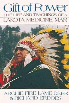 With surprising candor, Archie Fire Lame Deer describes the magic and power of the Native American spirit life. Archie's compelling narrative recaptures his boyhood years under the tutelage of his med