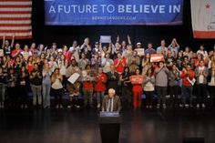 """Majority of Americans Believe Sanders Is the Only Compassionate and Likable Candidate 