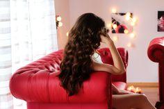Jak o włosy dba. Loki, Curls, Hair Tutorials, Long Hair Styles, Beauty, Roller Curls, Long Hair Hairdos, Long Hairstyles, Hairstyle Tutorials