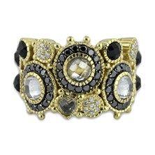 Judith Ripka Fashion Ring in 18KT Yellow Gold.  $1,495 #judithripka #gold #ring