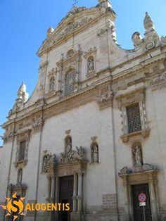 La chiesa dei Santi Pietro e Paolo
