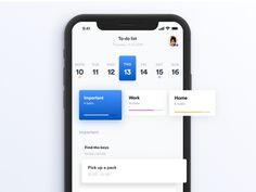Great work from a designer in the Dribbble community; Iphone App Design, App Ui Design, User Interface Design, Design Thinking Process, Logo Design Tutorial, Mobile Web Design, Ui Design Inspiration, Screen Design, Applications