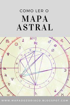 aprenda a ler o mapa astral