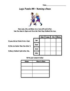 comprehension critical thinking and logical reasoning Fifth grade logic puzzles & riddles worksheets and printables fifth grade logic puzzles and riddles worksheets help your kid build critical thinking and logic skills.