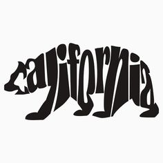 black california bear