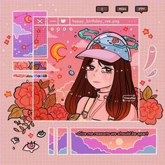 ❤️ 🏩 😊 🥰 🎁 🌟 ideas bedroom xmas unicorn tips exterior vegetables tips recipe lunch games unbranded rice remedies Aesthetic Drawing, Aesthetic Anime, Aesthetic Art, Arte Do Kawaii, Kawaii Art, Arte Copic, Character Art, Character Design, Happy Early Birthday