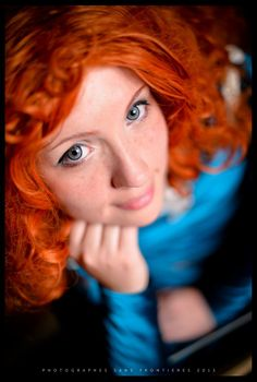 Merida (Brave) #Disney #cosplay