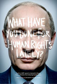 What Have You Done for Human Rights Lately