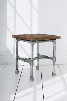 #Industrial 'Tubeline' #stool by ... | Home & Decor Singapore