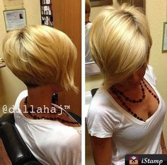Modern Short Bob Haircut