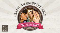 The Rituals Birthday Wall - lowrezz