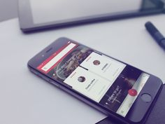 Yell Material Design Mobile App