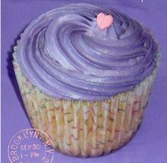 Cupcake - Vainilla y Chantilly