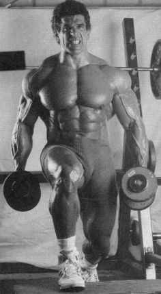 Interesting Bodybuilding Pin re-pinned by Prime Cuts Bodybuilding DVDs: The World's Largest Selection of Bodybuilding on DVD. http://www.primecutsbodybuildingdvds.com