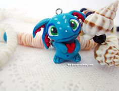 Tiny Fizz Charm Necklace League of Legends Polymer by ThekawaiiOD, $23.00