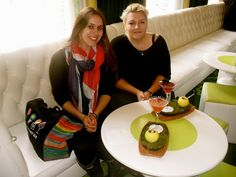 Kate and Chelsie: Quirky Must Try Find!: Wimbledon Cocktails, Harvey Nichols Fifth Floor Bar London