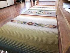 Handwoven wool rug area rug floor rug kilim rug home by RugsNBags
