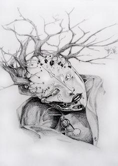 Sketchbook Drawing Terra Jamiel