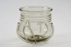 Viking glass 'We call them Vikings'  -  Museum of Sweden