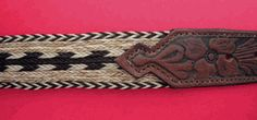 Richard Beal's Blog » Cowboy Belts at Beal's Custom Belts, Horse Hair Braiding, Vintage Cowgirl, Headstall, Hair Creations, Horsehair, Leather Belts, Western Wear, Oklahoma