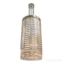 Хрустальный потолочный светильник