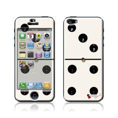 """Domino"" Doming SmartphoneCover - iPhone5 www.cushyskins.com"