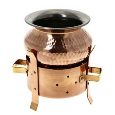 Angithi Food Warmer and Handi Set indian Tableware Dinnerware copper ShalinIndia,http://www.amazon.com/dp/B00IS2QLN2/ref=cm_sw_r_pi_dp_9Vwntb1RJBZ2EXHX