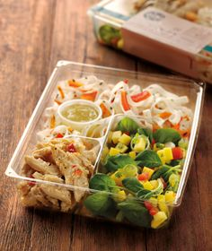 Chicken and Rice Noodle bistro box | Starbucks Coffee Company