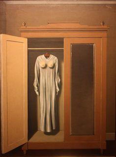 René Magritte, In memoriam Mac Sennett, 1936