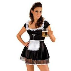 Buy your Roxana Black Sexy Beer Wench (Slight) from our Roxana Lingerie Collection range online today. Only with free delivery over Discover more Roxana Lingerie Costumes at Tempt Me Tease Me. Sexy Dresses, Sexy Outfits, Leather Lingerie, Sexy Lingerie, Waitress Outfit, Fantasy Dress, Lingerie Collection, Clubwear, Beer