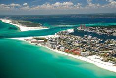 Emerald Coast, Florida. No passport required.