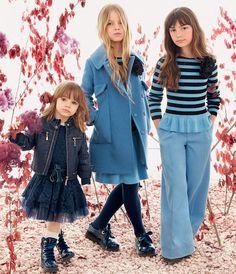 Moda infantil y juvenil, moda premamá, productos para niños, últimas tendencias ropa, zapatos, accesorios niños y mamás.