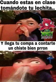 #wattpad #humor Son memes que pienso borrar Pd:no son mios Really Funny Memes, Stupid Funny Memes, Haha Funny, Funny Spanish Memes, Spanish Humor, Mexican Memes, New Memes, Disney Memes, Funny Animal Memes
