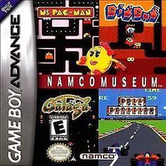 Nintendo GameBoy Advance GBA Game NAMCO MUSEUM - Cartridge Only in Video Games & Consoles, Video Games | eBay