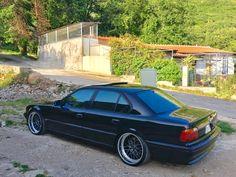 """BMW E38 Work Rezax 2 20"""" 9.5+11J"""