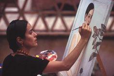 Still of Salma Hayek in Frida (2002)