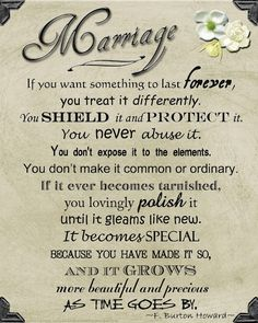 Marriage - Click image to find more Weddings Pinterest pins