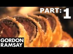 Ultimate Beef Wellington (Part 1) - Gordon Ramsay - YouTube